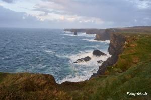 irland westkueste loop head steilkueste