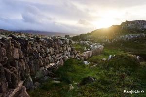 irland westkueste ring of beara sonnenuntergang