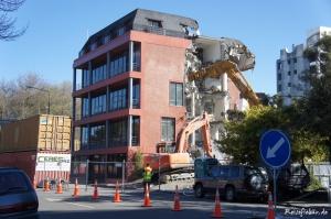neuseeland suedinsel christchurch erdbeben abriss