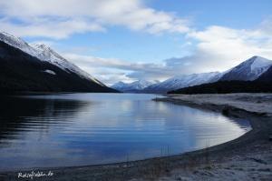 neuseeland suedinsel mavora lake