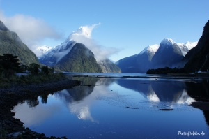 neuseeland suedinsel milford sounds
