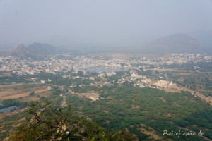 indien pushkar panorama