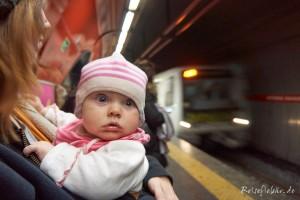 rom metro baby tragetuch