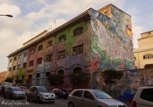 rom ostiense street art
