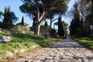 rom pflaster via appia antica