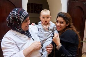 marokko baby einheimische