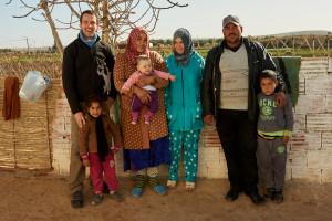 marokko familie