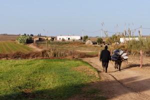 marokko lastesel dorf