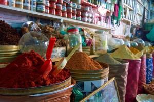 marokko marrakesch gewuerze