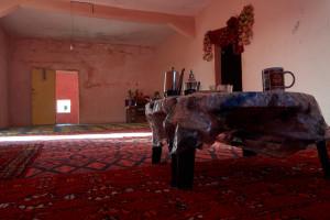 marokko wohnzimmer tisch