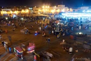 marrakesch jemaa el-fnaa