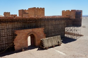 marokko game of thrones drehort ouarzazate burgtor