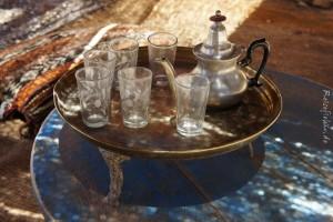 marokkanischer minztee kanne glaeser